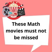 These Math movies must not be missed